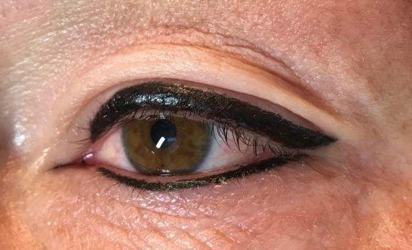 Permanente Make-up Eyeliner